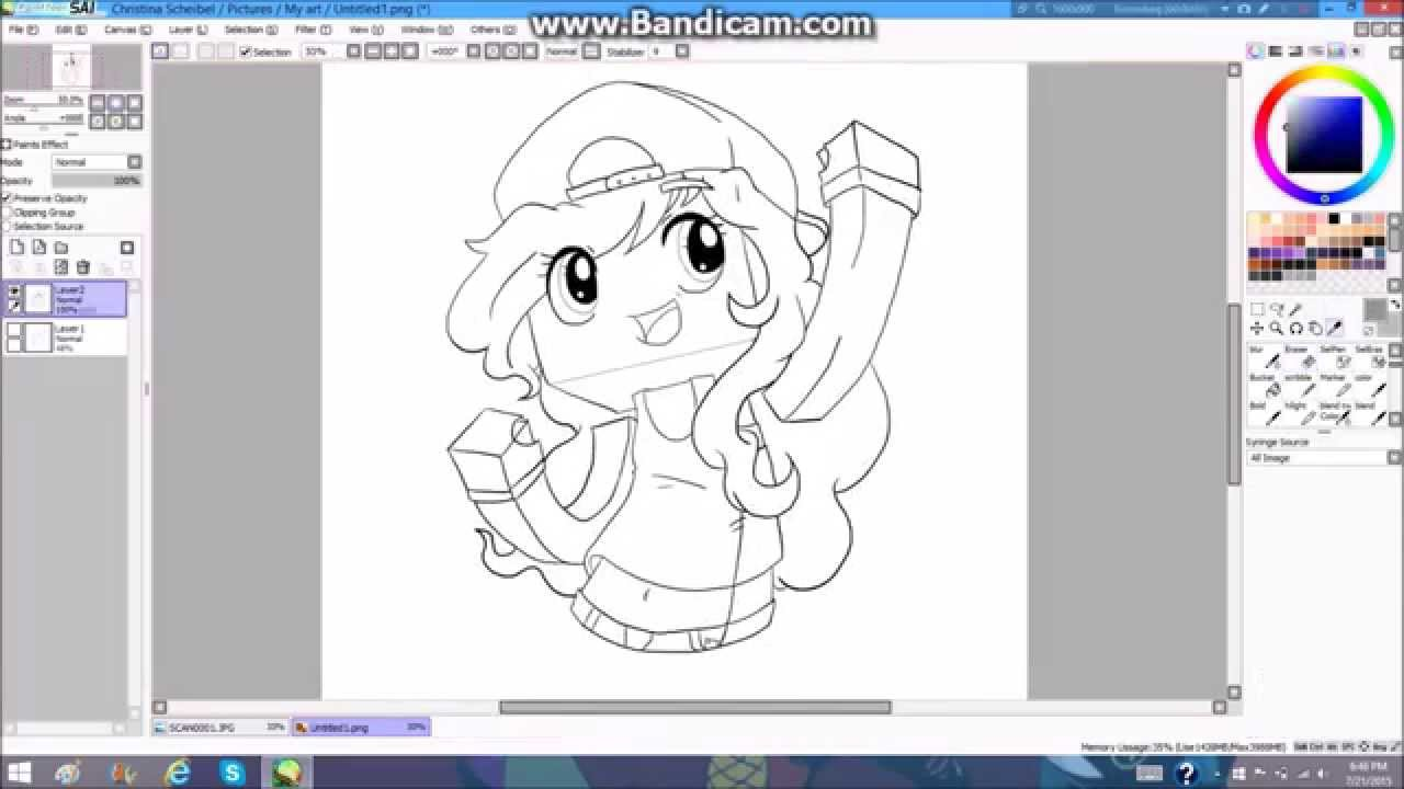 youtube minecraft coloring pages - photo#20