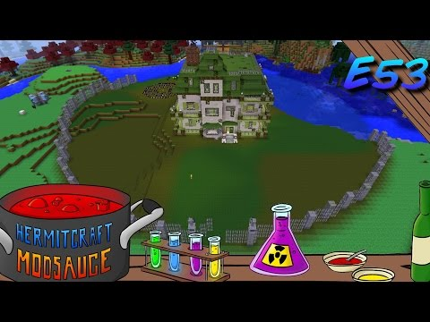 Minecraft Mods - ModSauce - RITE OF THE SHIFTING SEASONS! ( Hermitcraft Modded Minecraft E53 )
