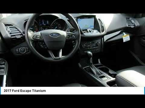 2017 Ford Escape Point Pleasant New Jersey U11445