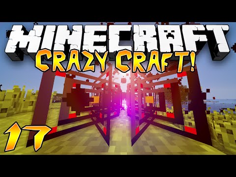 """THE BATMAN SUIT!"" - Crazy Craft 2.1 (Minecraft Modded Survival) - #17"