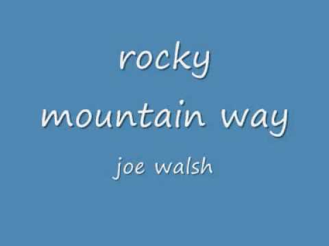 rocky mountain way-joe walsh by oli