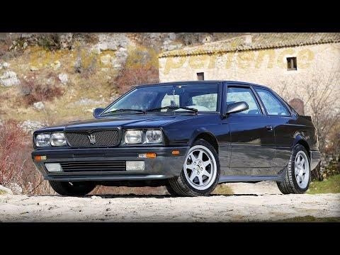 Maserati Biturbo 2.24 - Davide Cironi Drive Experience (ENG.SUBS)