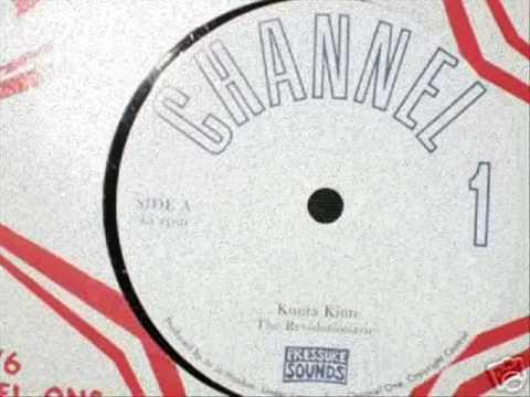 The Revolutionaries - Kunta Kinte