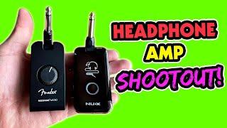 Headphone Amp Shootout | Fender Mustang Micro VS. NUX Mighty Plug