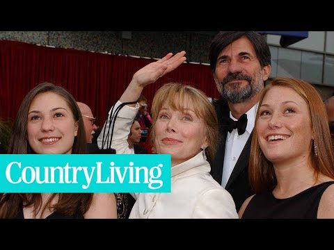 Sissy Spacek And Jack Fisk's 43-Year Marriage Is One For The Books | Country Living