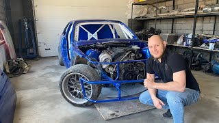 Сколько стоит подготовка авто к дрифту? | BMW E36 turbo корч 500+