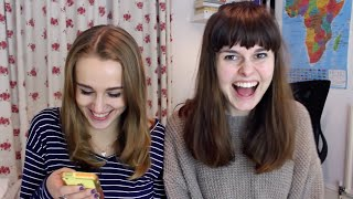 THE GIRL FRIEND TAG | Hannah Witton & Lucy Moon