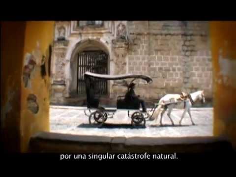 Ciudad colonial de Guatemala.
