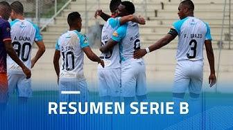 Resumen de la Serie B