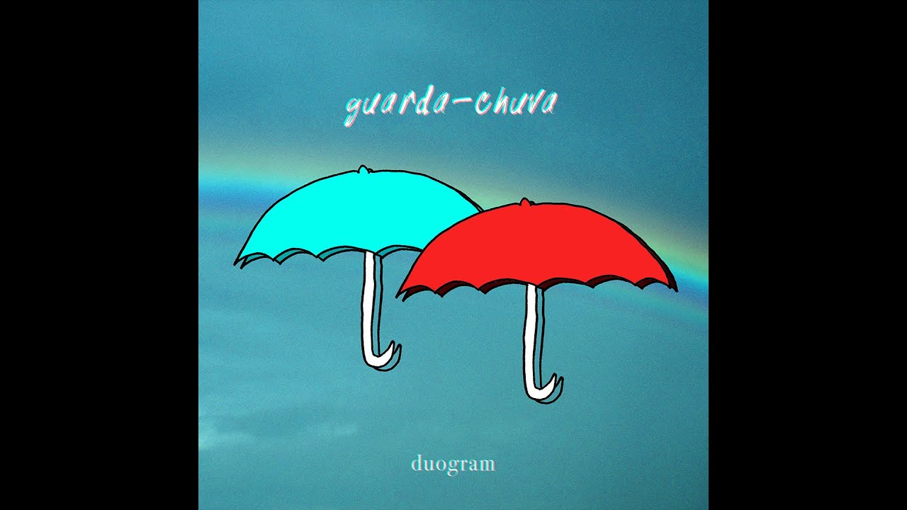 duogram - guarda-chuva (áudio oficial)