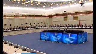 В Светлогорске прошла встреча Российско-Белорусского совета по долгосрочному сотрудничеству(, 2016-03-16T18:40:48.000Z)