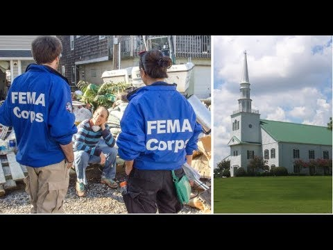BREAKING! FEMA SUED AFTER SICK MOVE AGAINST CHURCHES HIT BY HURRICANE HARVEY!