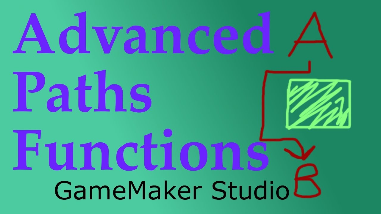 Advanced Paths Functions in GameMaker Studio