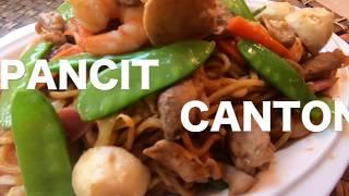 The Best Pancit Canton (Filipino Stir Fry Noodles)