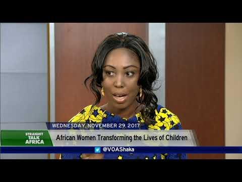 Straight Talk Africa EMPOWER THE CHILDREN WEBSITE