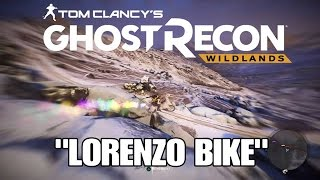 'Lorenzo Bike' Hilarious Llama Easter Egg | Ghost Recon: Wildlands - Narco Road DLC