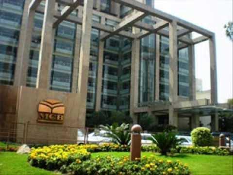 Top ten KSE 100 Index companies in pakistan