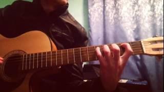 Игра на гитаре Metallica - Fade to black
