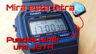 CASIO F91 W el Reloj que cuesta más de lo que piensas 😲 si tienes uno corre a buscarlo [ corre! ]
