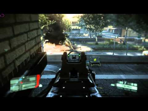 Crysis2 2014 Zweite Chance Pier A. Battery Park, NY E1