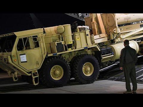 Le Pentagone déploie son bouclier antimissiles en Corée du Sud après les tirs de Pyongyang