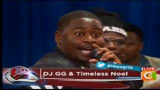 DJ GG, Timeless Noel Live #10Over10