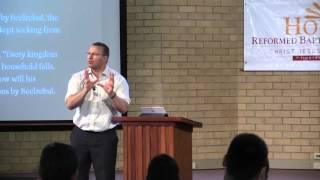 Spiritual Warfare ~ Luke 11:14-26