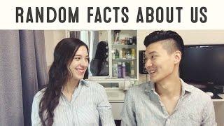 Random Facts About Us - 규호와 세라의 랜덤한 사실들 (자막 CC)