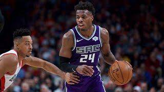 Kings vs Blazers Post Game Show - NBA Season Game 20