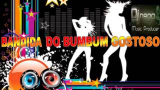 BONDE OS FREGA NELA  ELETRO FUNK BANDIDA  DO BUMBUM GOSTOSO 2013 VS DJNEGO