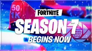 ALLE Fortnite Season 7 LEAKS! | Battle Pass, Gratis Skins, Trailer!|| Fortnite Battle Royale deutsch