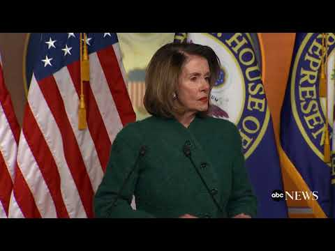 Pelosi: 'God bless' the Dreamers and their parents who brought them here