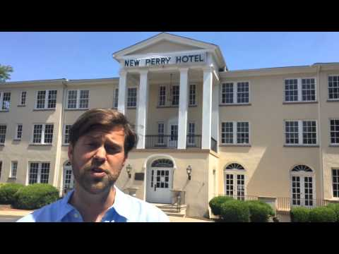 Designer James Farmer shares vision for New Perry Hotel in Perry, Georgia