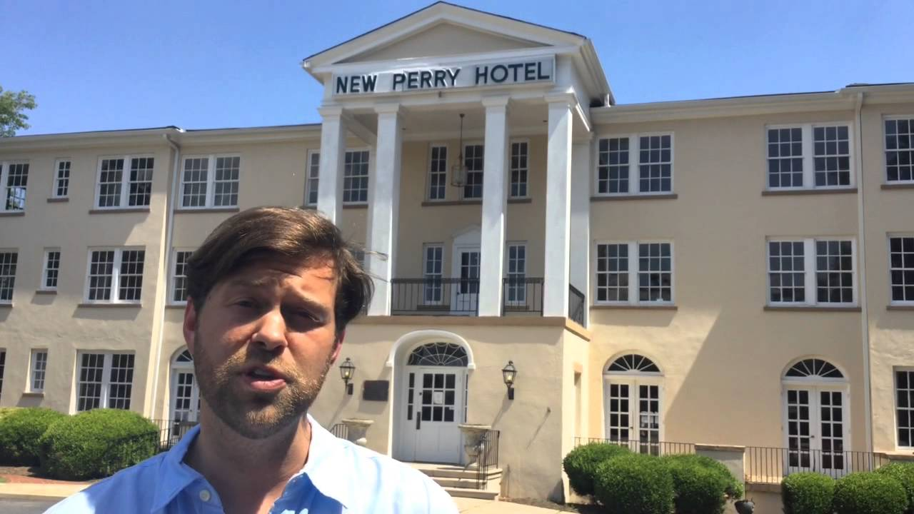 Designer James Farmer Shares Vision For New Perry Hotel In Georgia