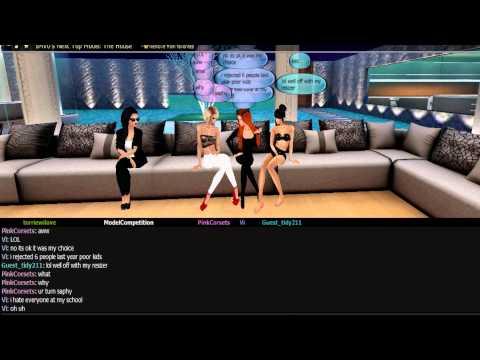 IMVU's Next Top Model Cycle 5 Episode 10 Part 1