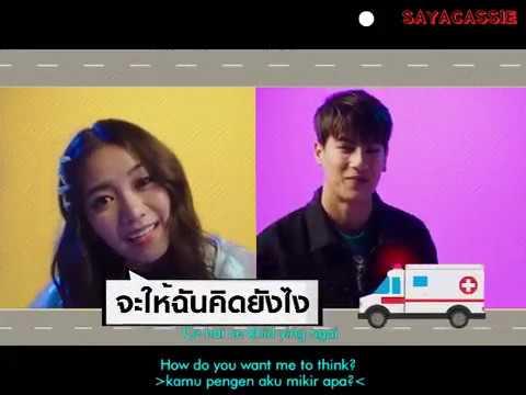 Ice Paris And Praewa Nichapat Love Siren (OST My Ambulance) (Indo Sub/Eng Sub)
