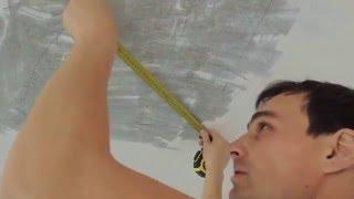 Самоучитель по монтажу. Потолок из гипсокартона с подсветкой и светильниками -Урок 2