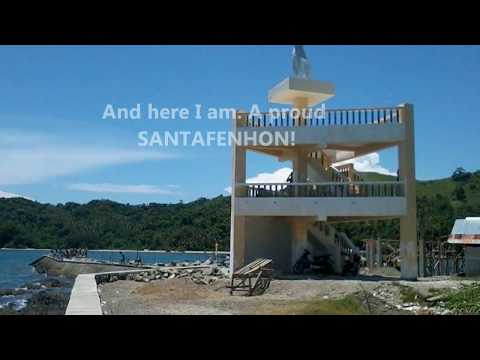 Santa Fe's Creation : Santa Fe, Romblon ,Philippines