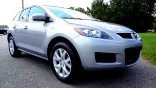 2008 MAZDA CX-7 Turbo