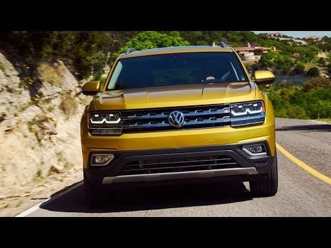 2018 volkswagen atlas review I VW says it'll built a record 6 million vehicles by end of year