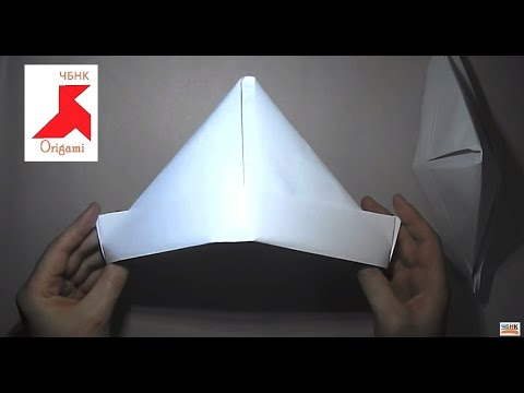 Как сложить пилотку из бумаги схема