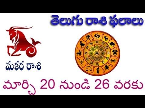 capricorn daily horoscope telugu