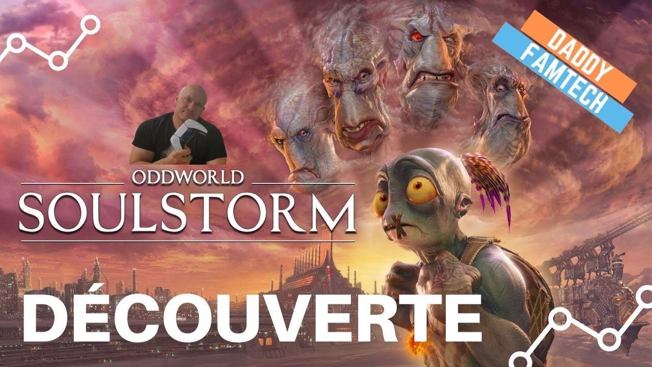 Download Oddworld: Solstorm PS5 Découverte