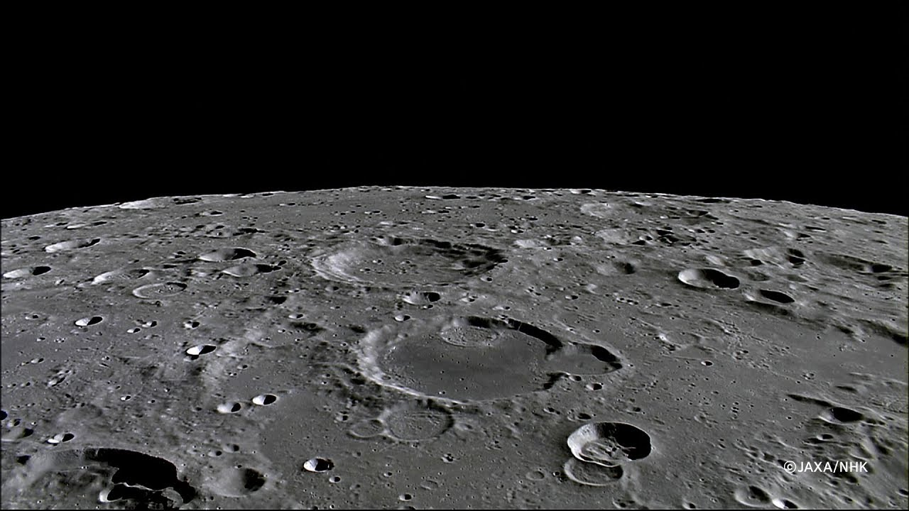 world machine generation moon landscape