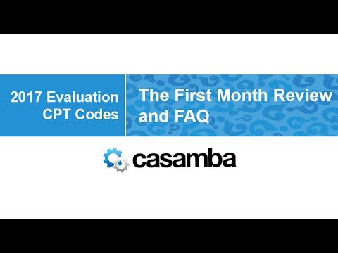 2017 Ot Eval Codes