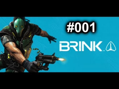 Let's Play Brink #001 [Dr. House and Rambo Style]