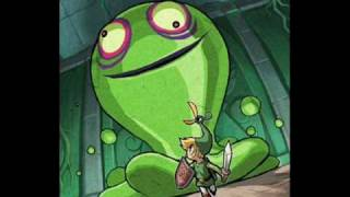 Zelda: Minish Cap- Boss