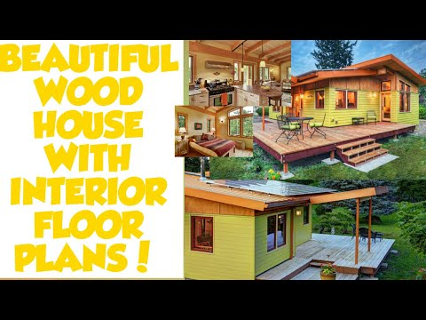 beautiful-wood-house-with-interior-wood-plans!
