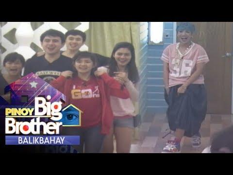 PBB Balikbahay: Vice Ganda visits the housemates!
