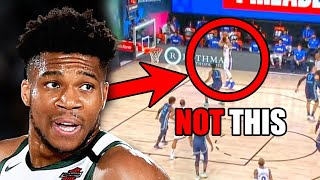 The ONE Thing Giannis & Ben Simmons NEED To Do (Ft. NBA Playoffs & Not Many Threes)
